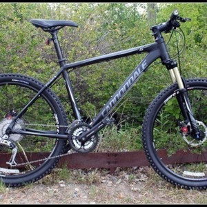 2010 Cannondale F5