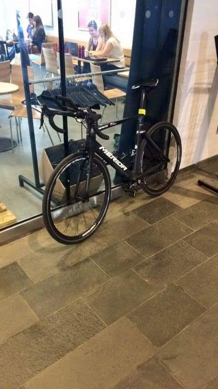 Stolen 2015 Merida Bikes reacto 5000