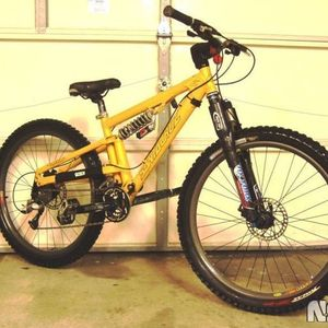 2003 Santa Cruz Heckler