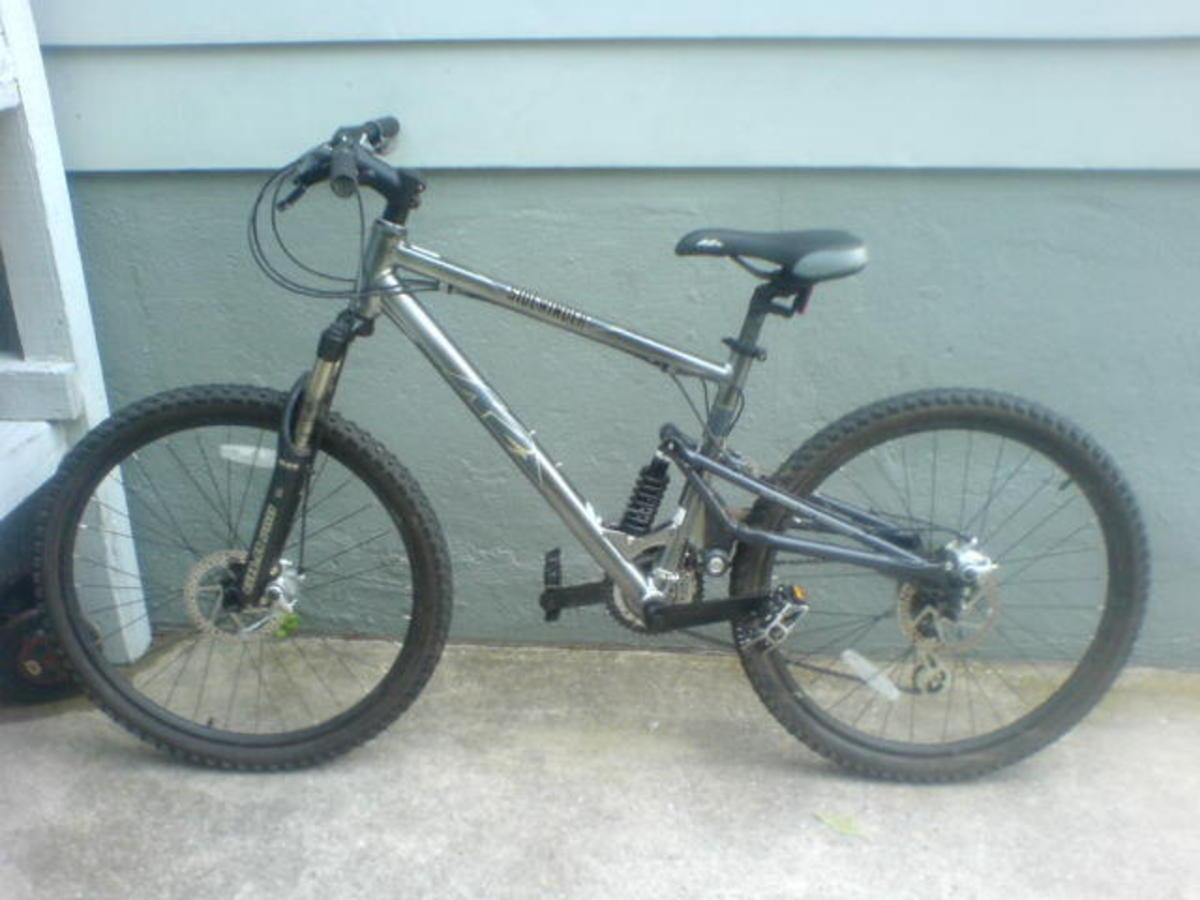 Stolen 2009 K2 Sidewinder