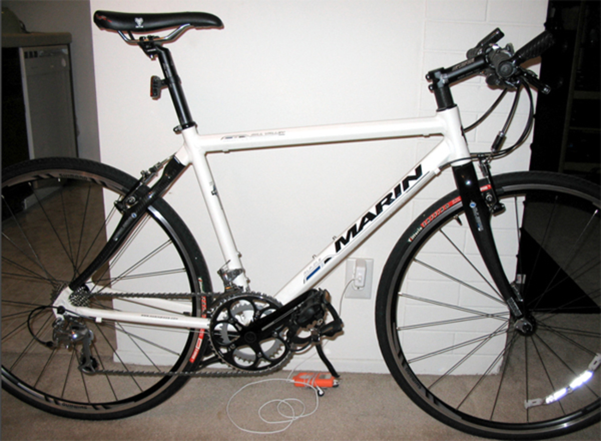 Stolen 2006 Marin Bikes Mill Valley