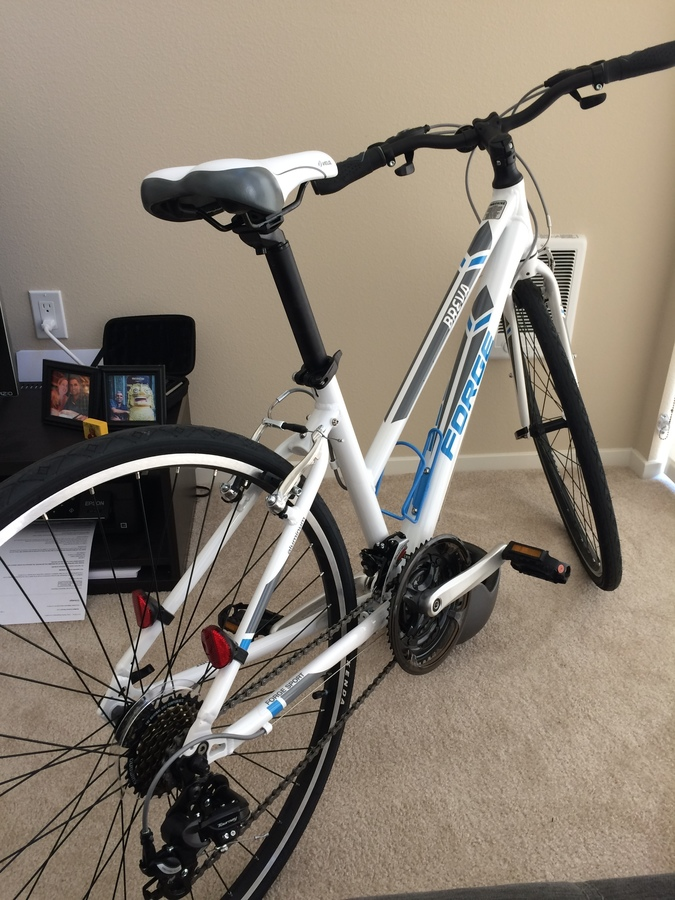 Stolen 2016 Forge Bikes Breva Sport Fitness Bike