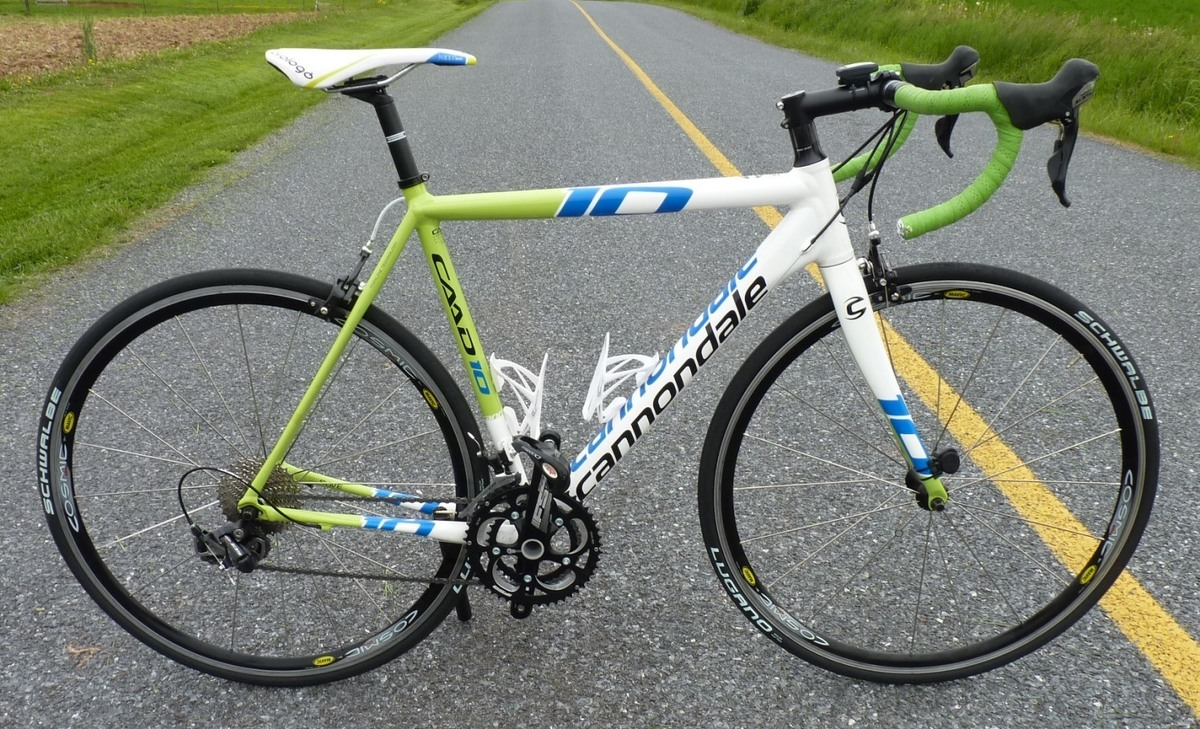 84ee38b9a30 Stolen 2013 Cannondale CAAD10 5