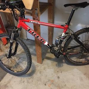 2001 Trek Fuel 80