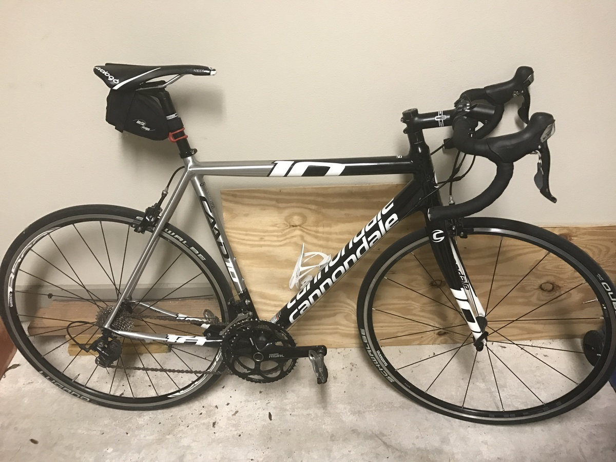 2b21a5a34aa Stolen 2013 Cannondale Caad10 5 105
