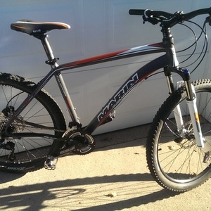 2012 Marin Bikes Palisades Trail