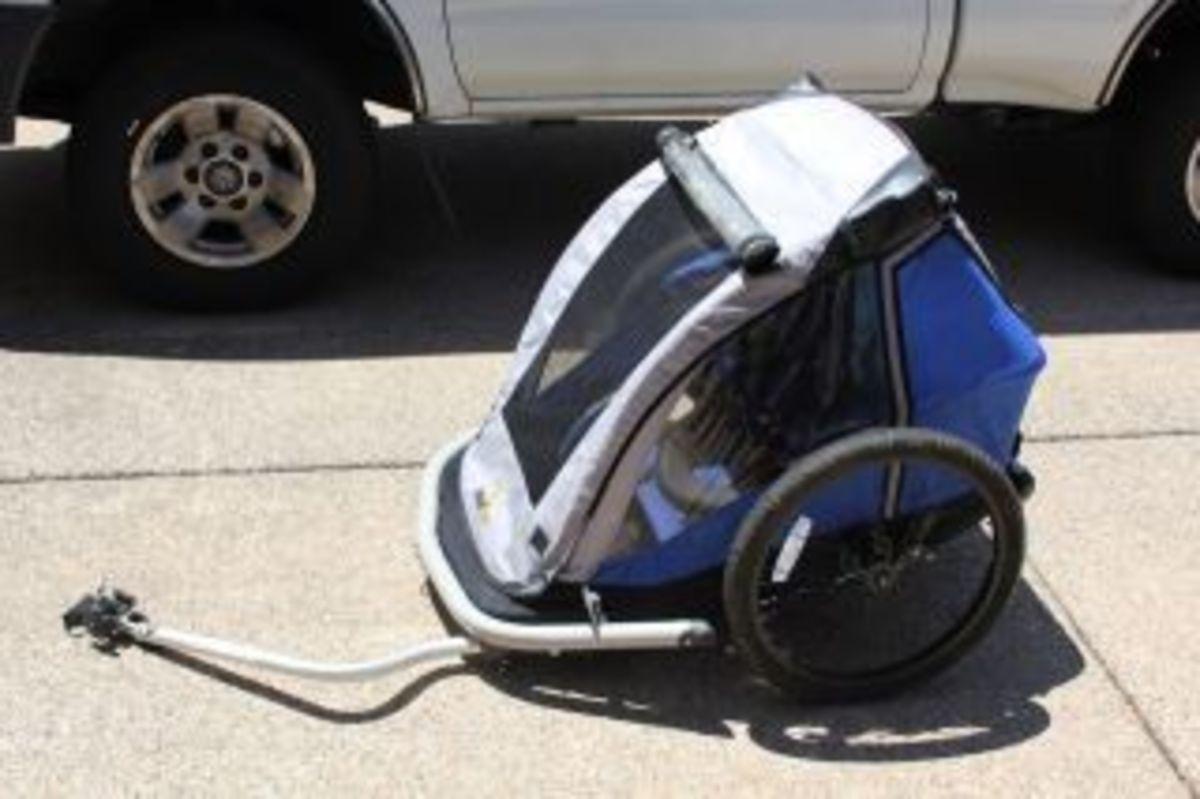 Stolen Kidarooz Bike Trailer