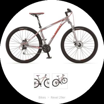 Photo of recovered bike